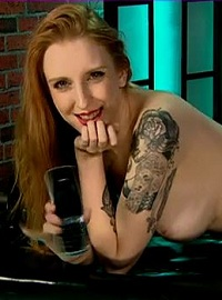 alexa red live webshow girl